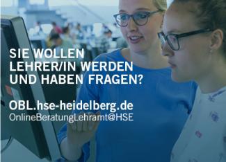 Bild HSE OnlineBeratungLehramt mit CTA