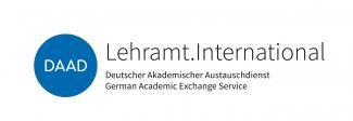 Logo DAAD Lehramt.International – lang