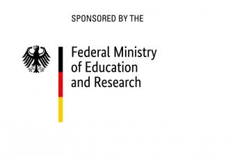 Logo BMBF English